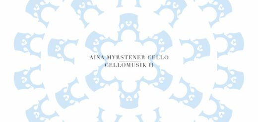 aina myrstener cello cellomusik II cover