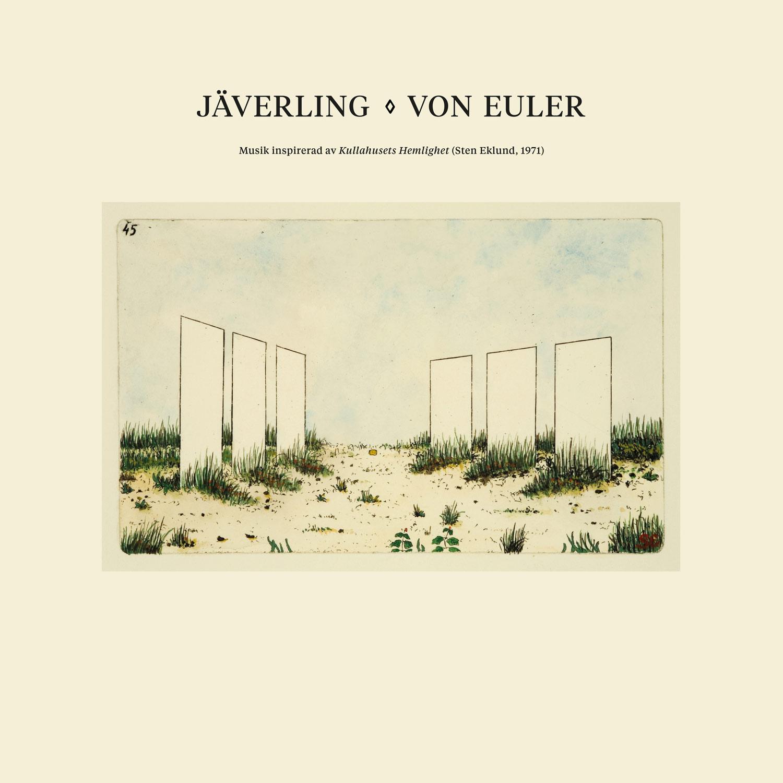 jäverling von euler kullahusets hemlighet (Sten Eklund, 1971) cover