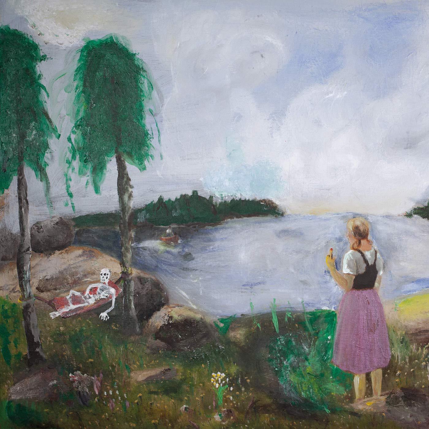 Andreas Söderström Rickard Jäverling Adelsö cover