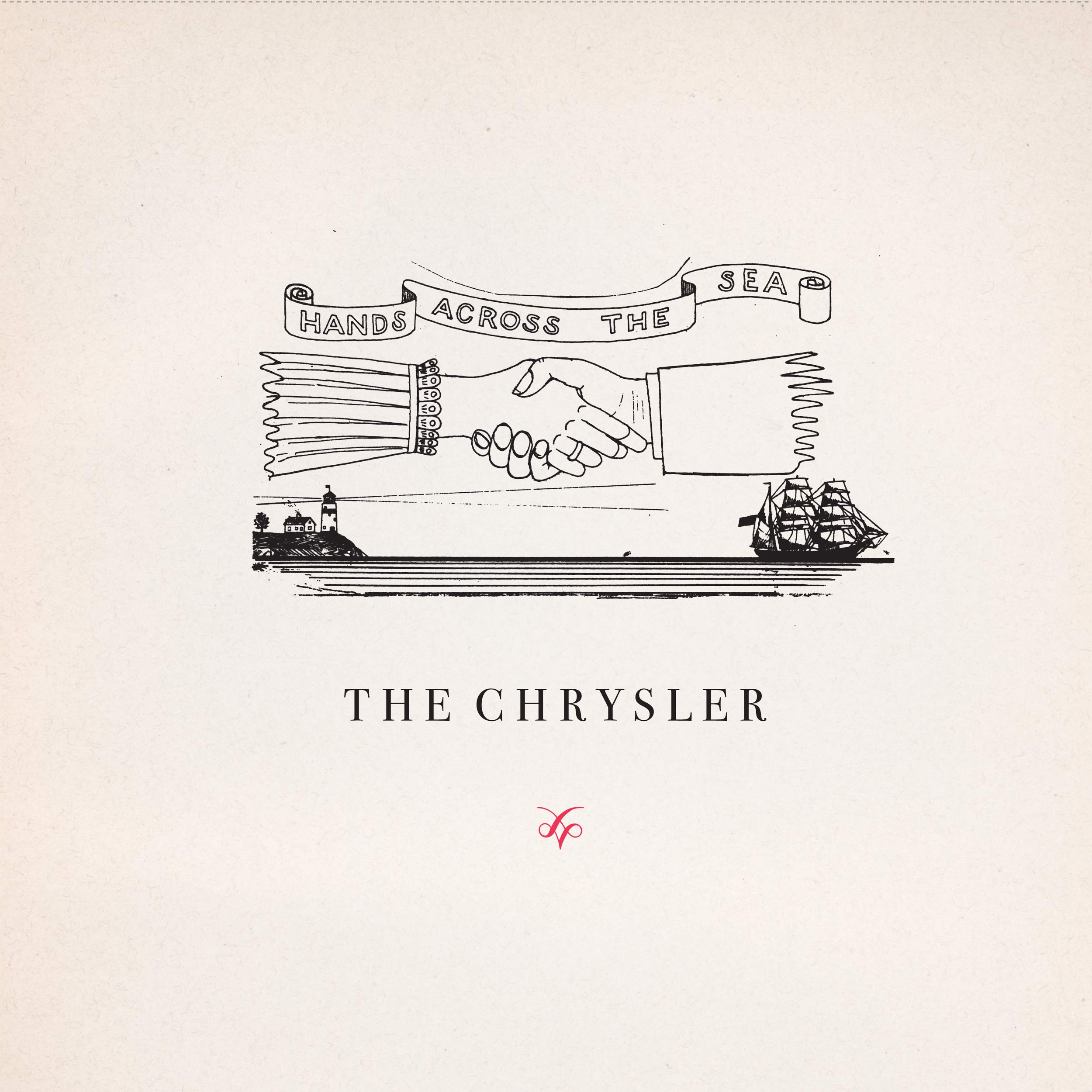 the chrysler - hands across the sea cover