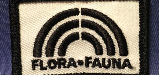 Flora & Fauna patch