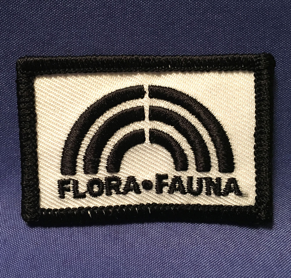 Flora & Fauna patch