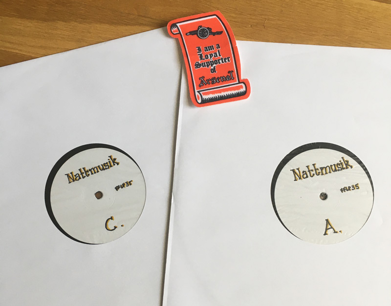 Nattmusik compilation test presses